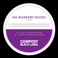Marbert Rocel - Black Label #68 Remix EP