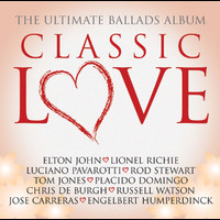 Various Artists - Classic Love / The Ultimate Ballads Album