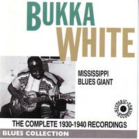 Bukka White - Missipi blues giant