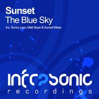 Sunset - The Blue Sky