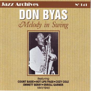 Don Byas - Melody in Swing 1941-1945