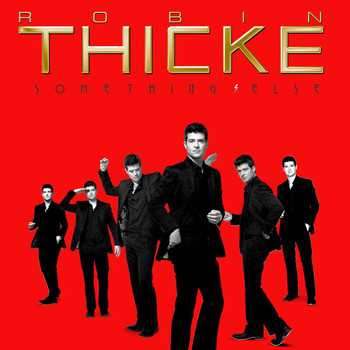 Robin Thicke - Something Else (UK iTunes Digital Deluxe Version)