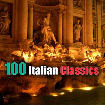 Various Artists - 100 Italian Classics
