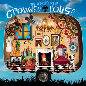 Crowded House - The Very Very Best Of Crowded House (Deluxe Edition)