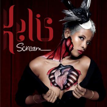 Kelis - Scream (UK Version)