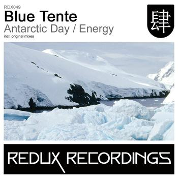 Blue Tente - Antarctic Day / Energy