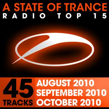 Various Artists - A State of Trance Radio Top 15 - October/September/August 2010
