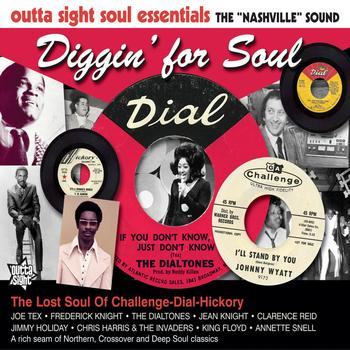 Various Artists - Diggin' For Soul
