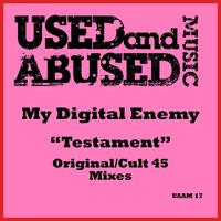 My Digital Enemy - Testament