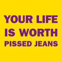 Pissed Jeans - Sam Kinison Woman b/w The L Word