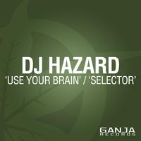 DJ Hazard - Use Your Brain / Selector