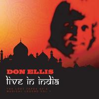 Don Ellis - Don Ellis Live in India