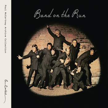 Paul McCartney - Band On The Run (Standard)