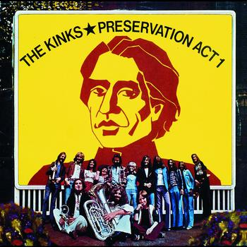 The Kinks - Preservation Act 1 (Reissue)