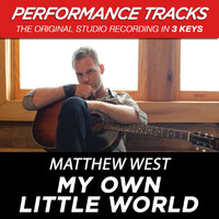 Matthew West - My Own Little World (Performance Tracks) - EP