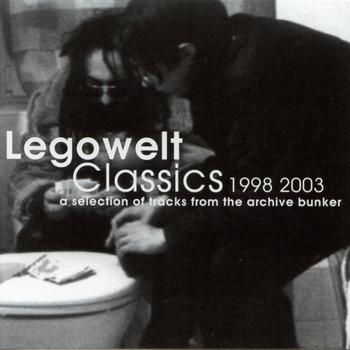 Legowelt - Classics 1998-2003 (A Selection of Tracks from the Archive Bunker)