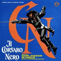 Gianfranco Plenizio - Il corsaro nero (The Black Corsair)