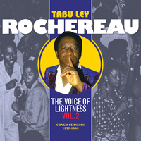 Tabu Ley Rochereau - The Voice of Lightness Vol.2: Tabu Ley