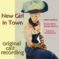 Gwen Verdon & Thelma Ritter - New Girl In Town Original Broadway Cast