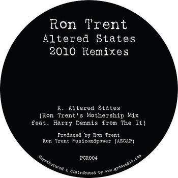 Ron Trent - Altered States 2010 Remixes - Single