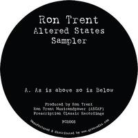 Ron Trent - Altered States Sampler - EP