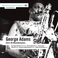 George Adams - Live at Montmartre