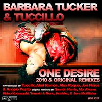 Barbara Tucker - One Desire (2010/Original Remixes)