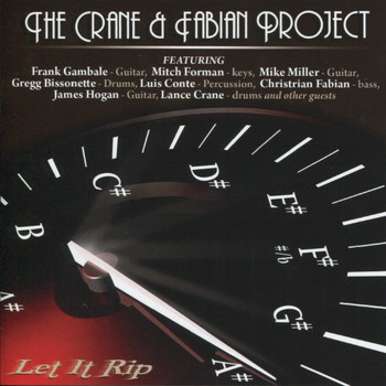 The Crane & Fabian Project - Let It Rip