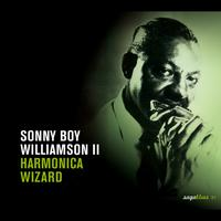 Sonny Boy Williamson II - Saga Blues: Harmonica Wizard