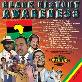 Various Artists - Black History Awareness