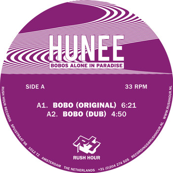 Hunee - Bobos Alone In Paradise