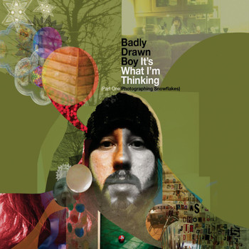 Badly Drawn Boy - It's What They're Thinking (Collaborations...Exclusive Versions of Tracks From The New Album Made With Various Mancunian Artists)