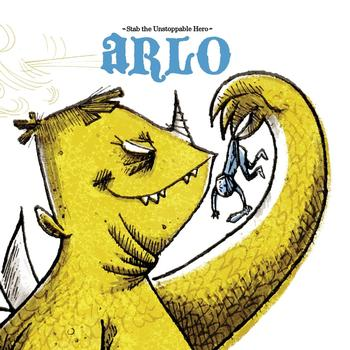 Arlo - Stab The Unstoppable Hero