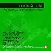 Michael Gielen - Xenakis: Orchestral Works & Chamber Music (Digitally Remastered)