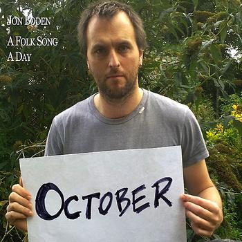 Jon Boden - A Folk Song A Day : October