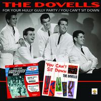 The Dovells - For Your Hully Gully Party/You Can't Sit Down