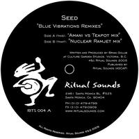 Seed - Blue Vibrations Remixes