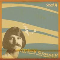 Jesus Gonsev - Lady comes back home EP