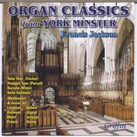 Francis Jackson - Organ Classics from York Minster