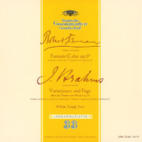 Wilhelm Kempff - Schumann: Fantasie, Op.17 / Brahms: Variations and Fugue on a Theme by Handel, Op.24