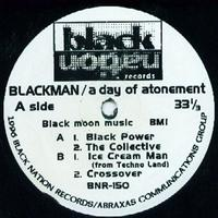 Blackman - A Day of Atonement