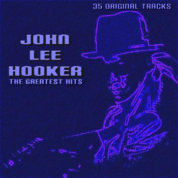 John Lee Hooker - John Lee Hooker The Greatest Hits