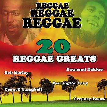 Various Artists - Reggae Reggae Reggae - 20 Reggae Greats