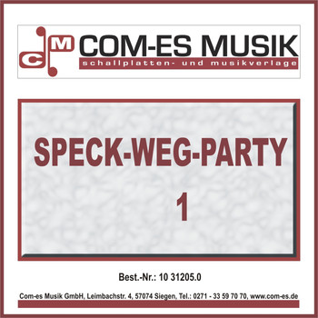 Various Artists - Speck-Weg-Party 1