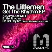 The Littlemen - Get The Rhythm EP