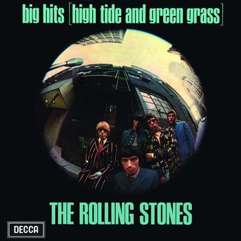 The Rolling Stones - Big Hits (High Tide and Green Grass) (UK)