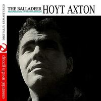 Hoyt Axton - The Balladeer: Recorded Live At The Troubadour (Digitally Remastered)
