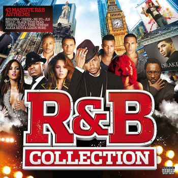 Various Artists - R&B Collection 2011 (Digital)