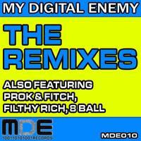 My Digital Enemy - The Remixes
