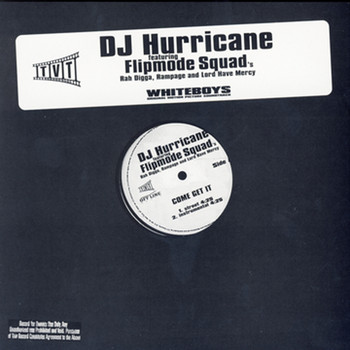 DJ Hurricane - Come Get It